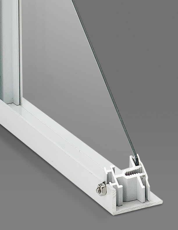 Single Glass Glazing
