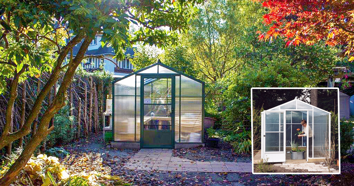 65th Anniversary TR 810 - Value Series Greenhouse