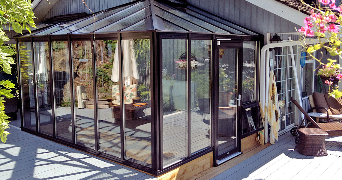 Double Glass Patio Enclosures : Clear Choice Glass