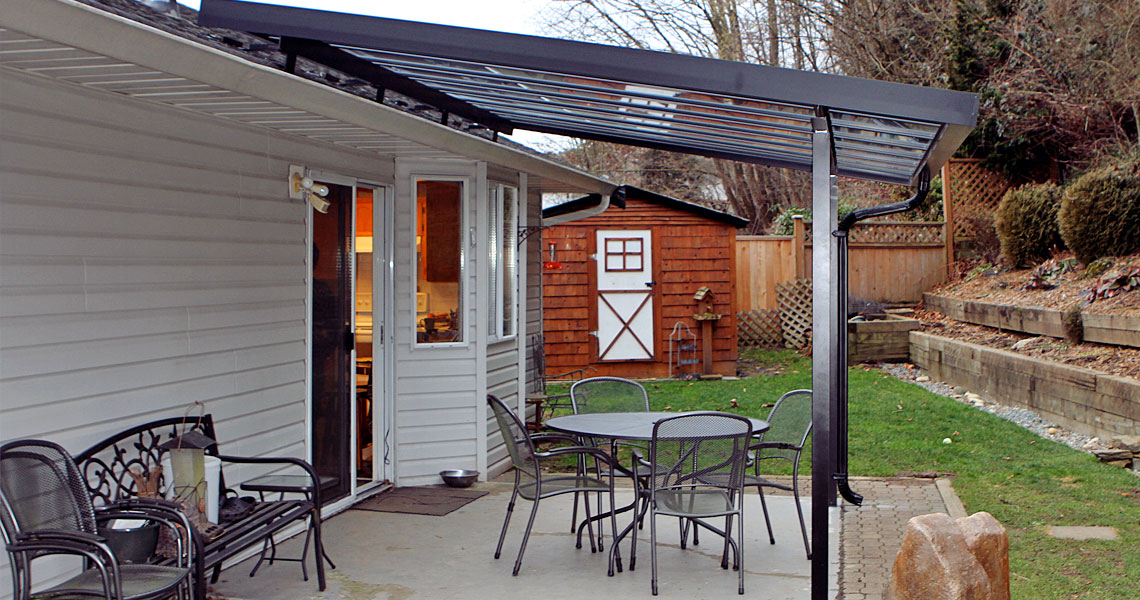 Glass Patio Covers : Clear Choice Glass Construction